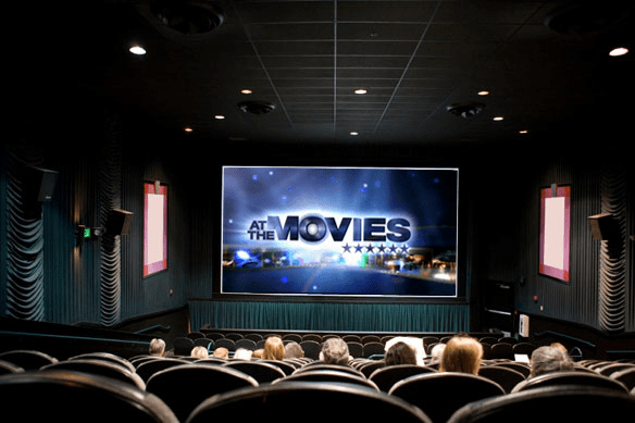 Movie theatre in Tamarindo