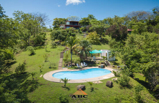 Finca Monte Fresco Tamarindo – Large ocean view finca with amazing development potential