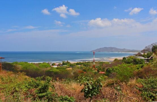 Lote Vista Bahia – Large Multipurpose Ocean View Lot in Tamarindo