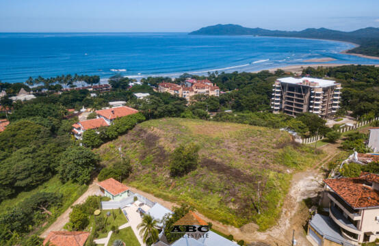 Lote La Colina – Substantial Ocean View Lot in Tamarindo