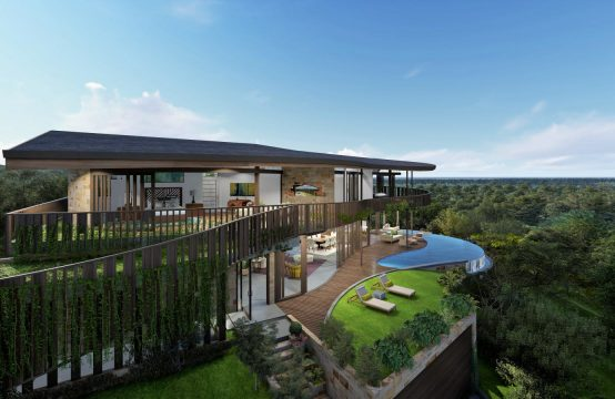 Casa Lilia –  Open-air design, tropical atmosphere blended with contemporary living